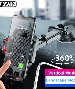 Windshield Gravity Sucker Car Phone Holder For iPhone Smartphone