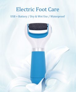 Electric Foot Care Machine Dry Dead Cuticle Skin Remover Pedicure Care Tool 10