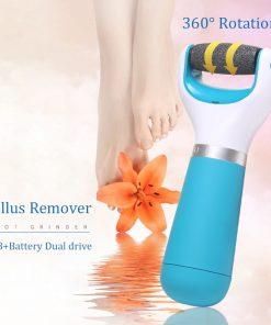 Electric Foot Care Machine Dry Dead Cuticle Skin Remover Pedicure Care Tool
