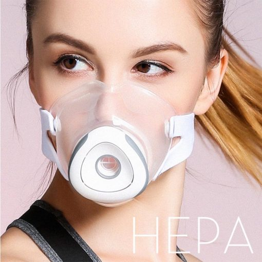 New 2019 respirator anti-fog respirator mask 1 set of 13 filter cotton anti - dust respirator 8
