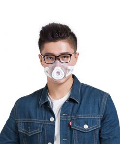 New 2019 respirator anti-fog respirator mask 1 set of 13 filter cotton anti - dust respirator 10
