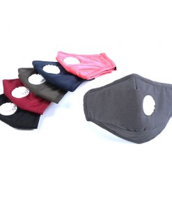 Anti Pollution Respirator Washable Reusable Cotton Mask for Allergy-Asthma-Travel-Cycling 10