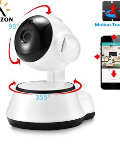 1080P HD Baby Monitor IP Camera WiFi Wireless Auto Tracking Night Vision Home Security CCTV Surveillance