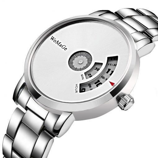 WoMaGe Men's Watch Fashion Luxury Sports Wrist Watch Men Montre Homme Men Watch Watches reloj hombre 2019 Relogio Masculino 8