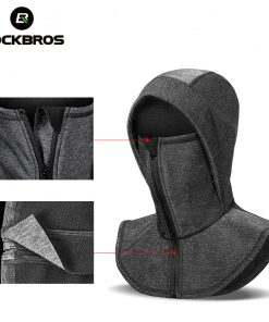 ROCKBROS Winter Cycling Cap Warm Windproof Cycling Face Mask 6