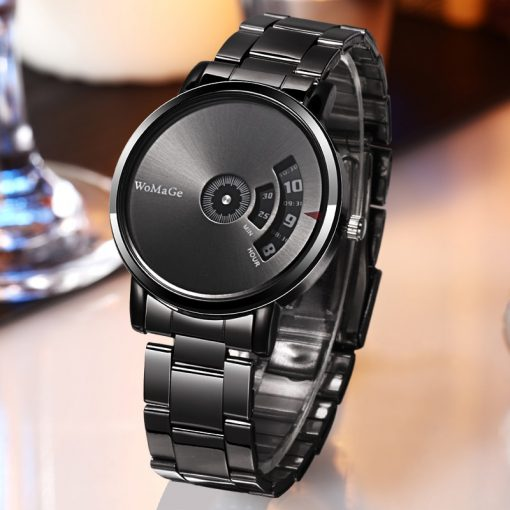 WoMaGe Men's Watch Fashion Luxury Sports Wrist Watch Men Montre Homme Men Watch Watches reloj hombre 2019 Relogio Masculino 4