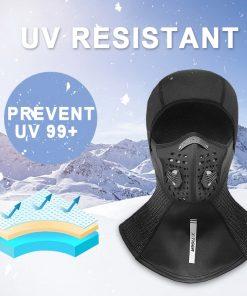 X-TIGER Winter Ski Mask Fleece Mask 8