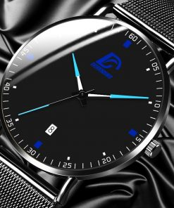 2020 Fashion Mens Business Minimalist Luxury Watch