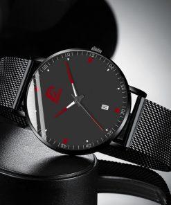2020 Fashion Mens Business Minimalist Luxury Watch 4