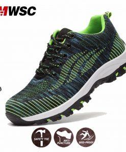 MWSC Man Safety Work Shoes 6