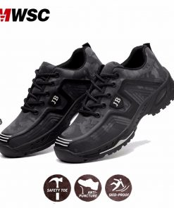 MWSC Man Safety Work Shoes 2