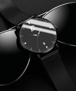 2020 Fashion Mens Business Minimalist Luxury Watch 6