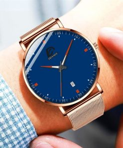 2020 Fashion Mens Business Minimalist Luxury Watch 10