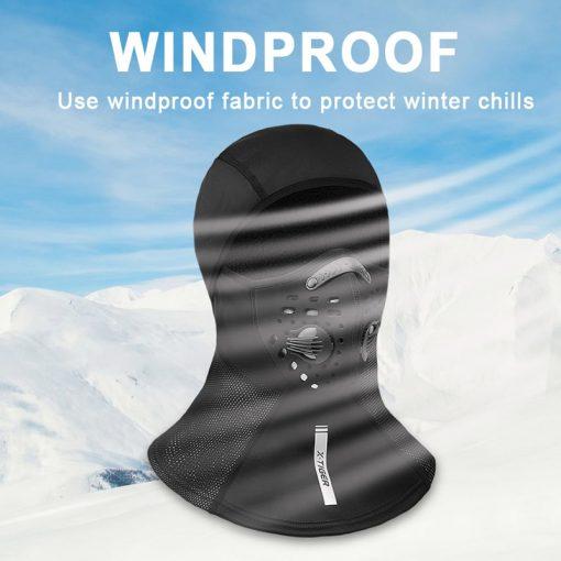 X-TIGER Winter Ski Mask Fleece Mask 10